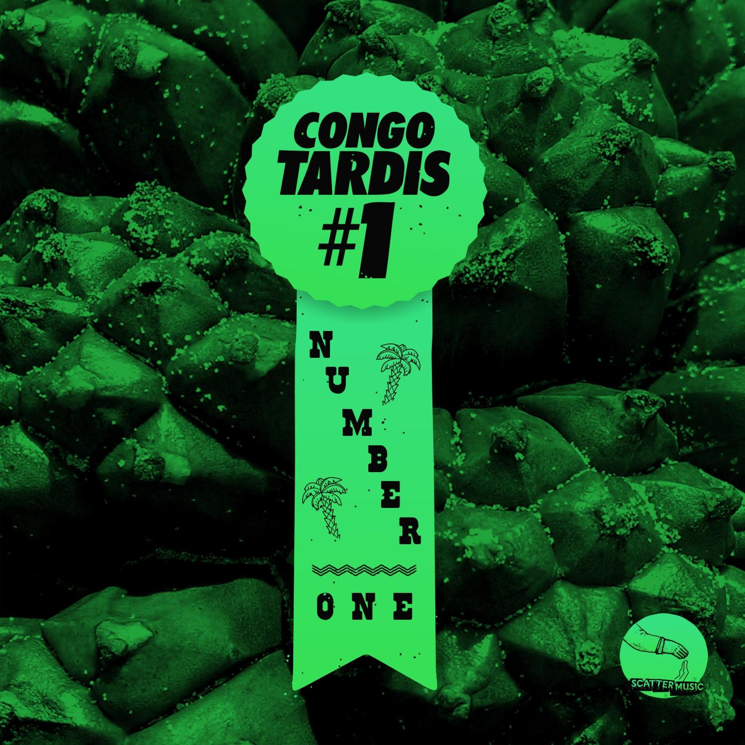 CONGO TARDIS #1 - NUMBER ONE EP - SCATTERMUSIC - 2012