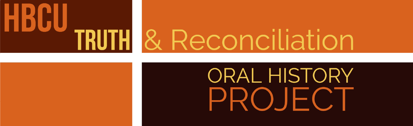Oral History Project - HBCU Truth & Reconciliation will be recording oral history interviews throughout the weekend about experiences of racial discrimination of loved ones of color of African American and Latino/a origin.