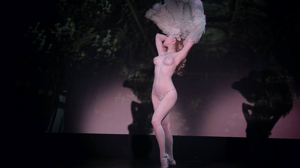 The Burlesque Show, The Borgata casino, Atlantic City