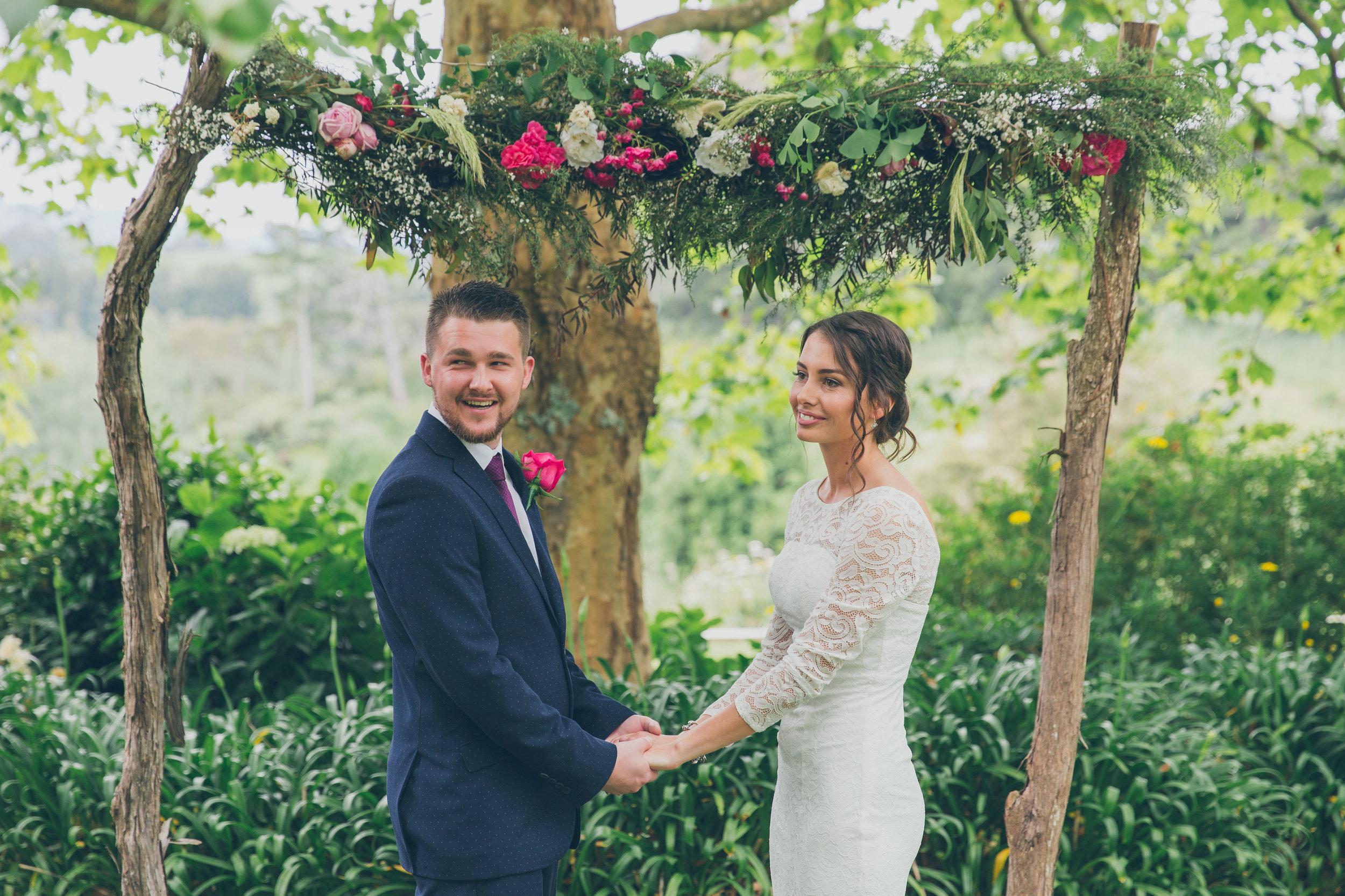 Oh Joy Tauranga Pop Up Wedding