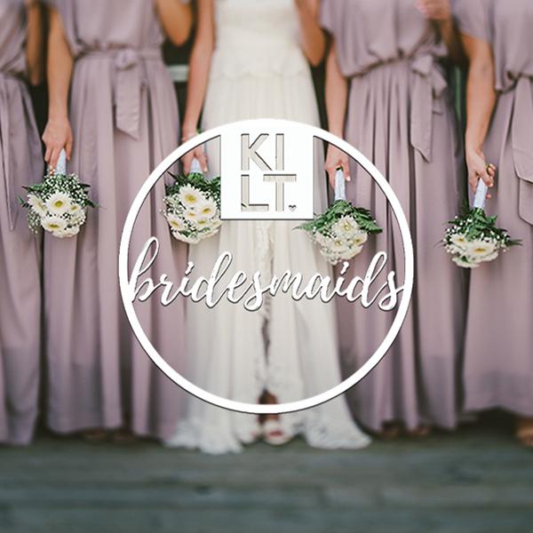 Kilt-bridesmaids