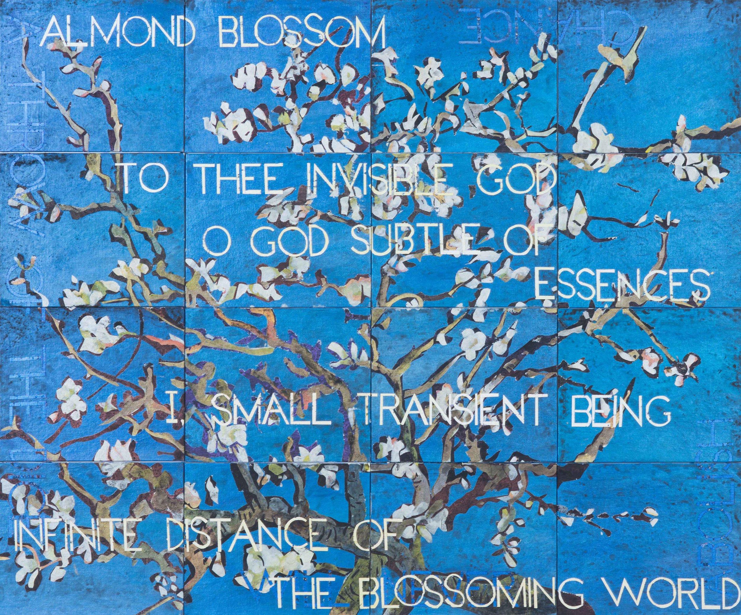 Almond Blossom, 2017
