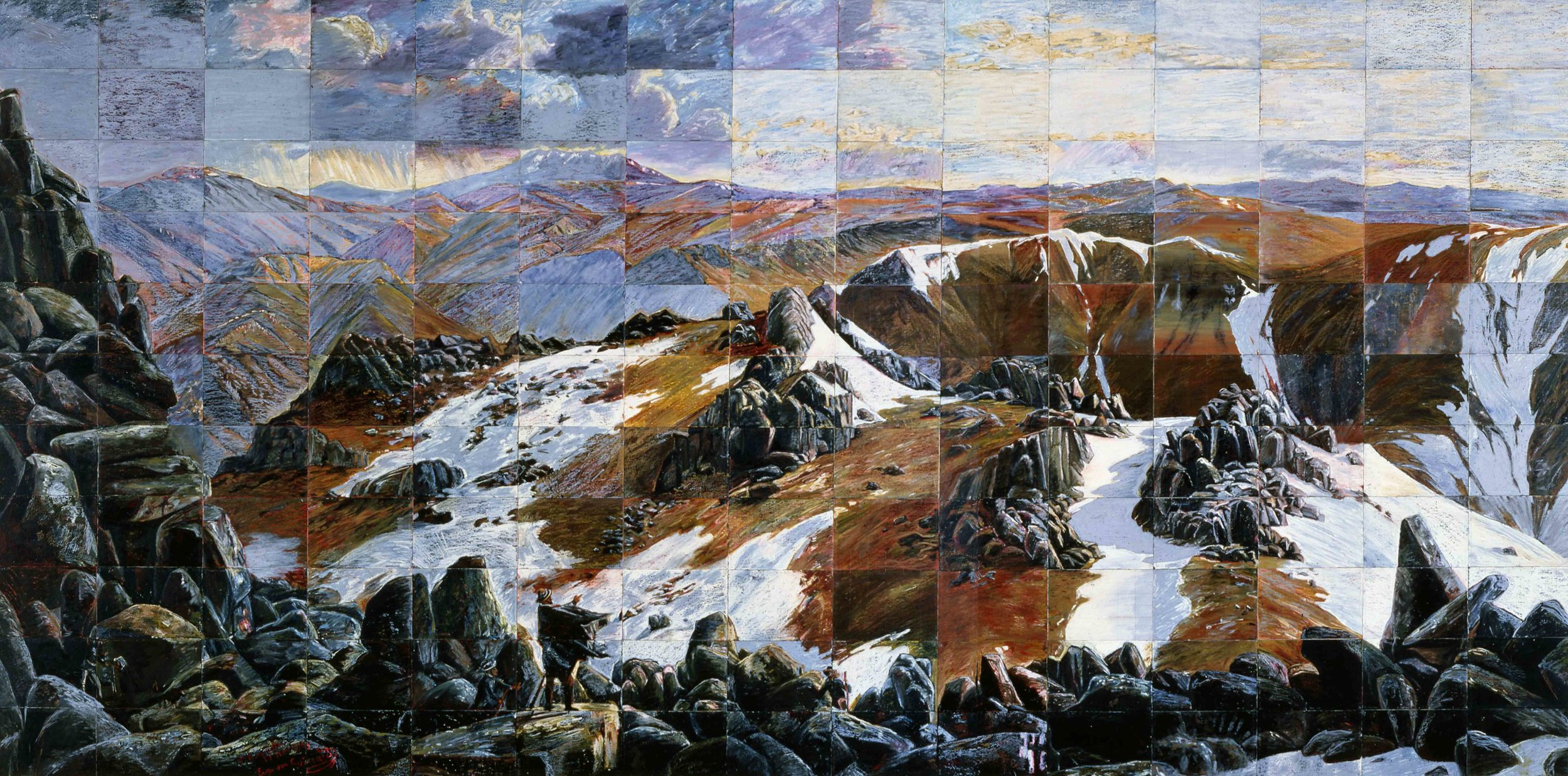 Mount Analogue, 1985