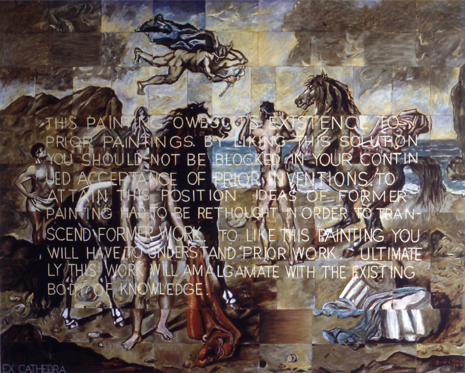 Ex Cathedra, 1993