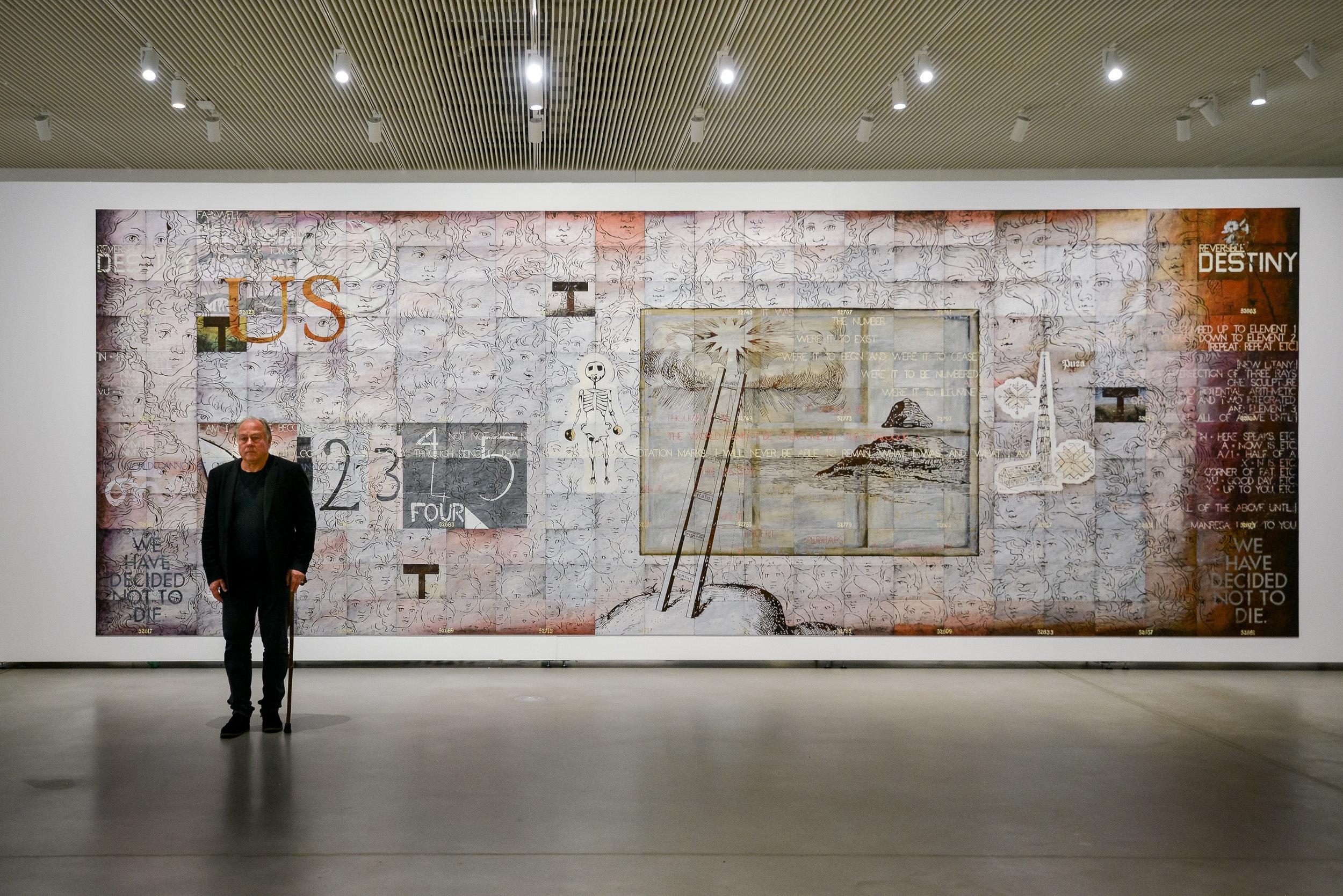 18. Imants Tillers, Riga Retrospective, photo credit - Otto Strazds.jpg