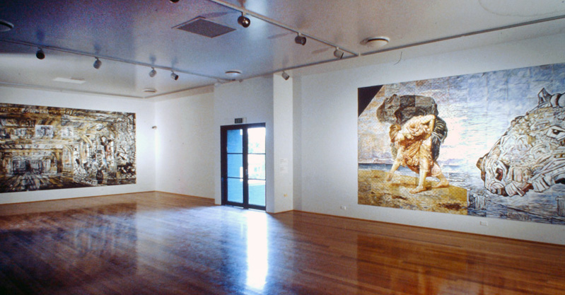 'Paintings for Venice', Installation View at ACCA