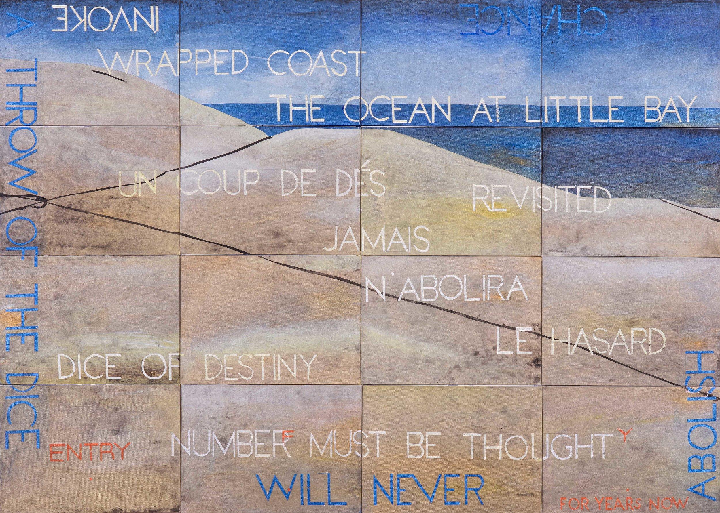 Nature Speaks: FY (Wrapped Coast), 2017