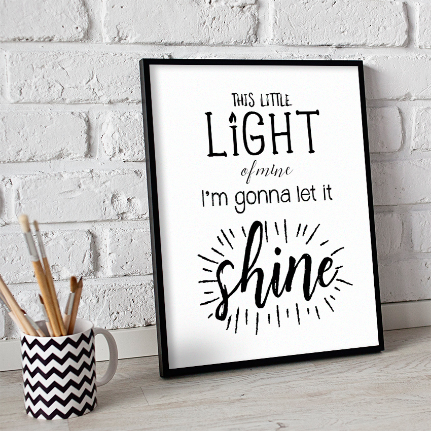 This Little LIght of Mine - Free Download  HERE