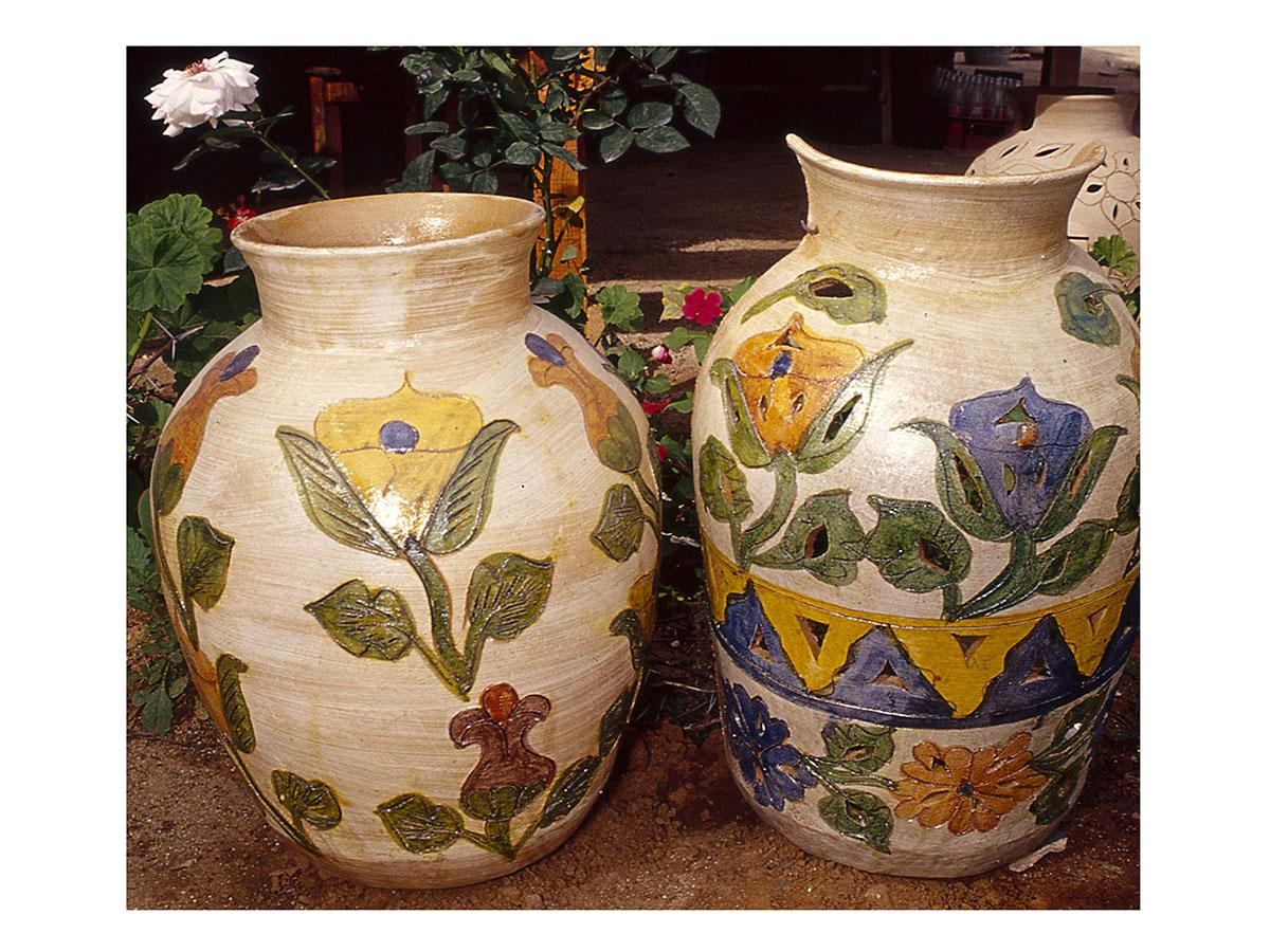 Friends of Oaxacan Folk Art — Multi-color glazed #4.jpeg