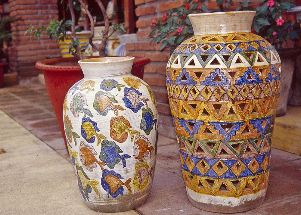 Friends of Oaxacan Folk Art — Multi-color glazed #6.jpeg