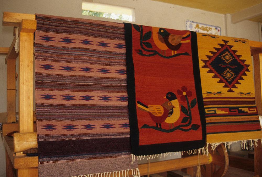 Friends of Oaxacan Folk Art — Textiles #1.jpeg