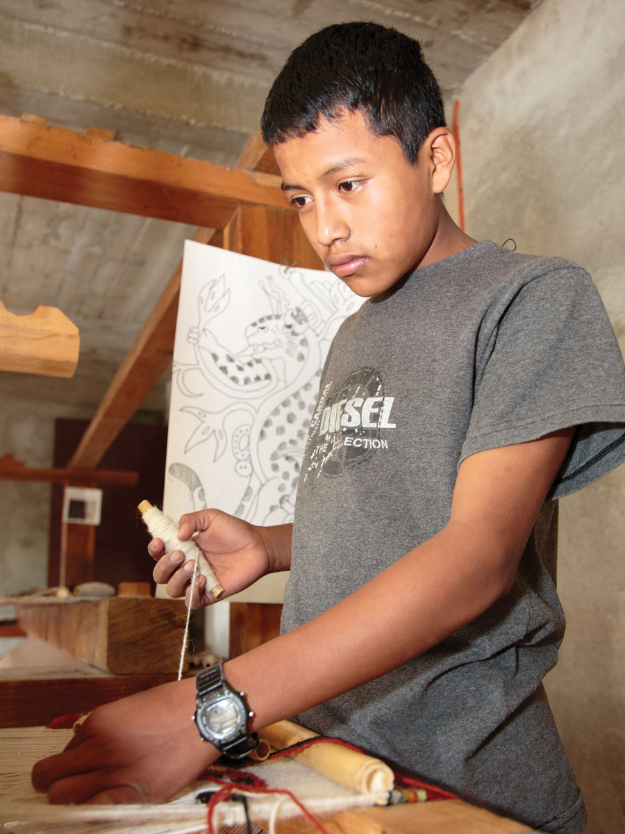 Friends of Oaxacan Folk Art — Textiles #19.jpg