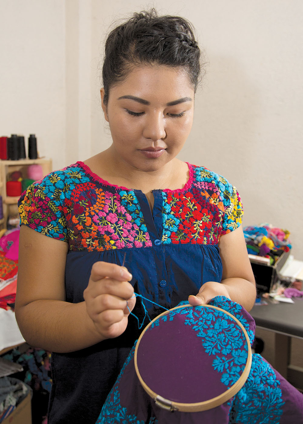 Friends of Oaxacan Folk Art — Textiles #70.jpg