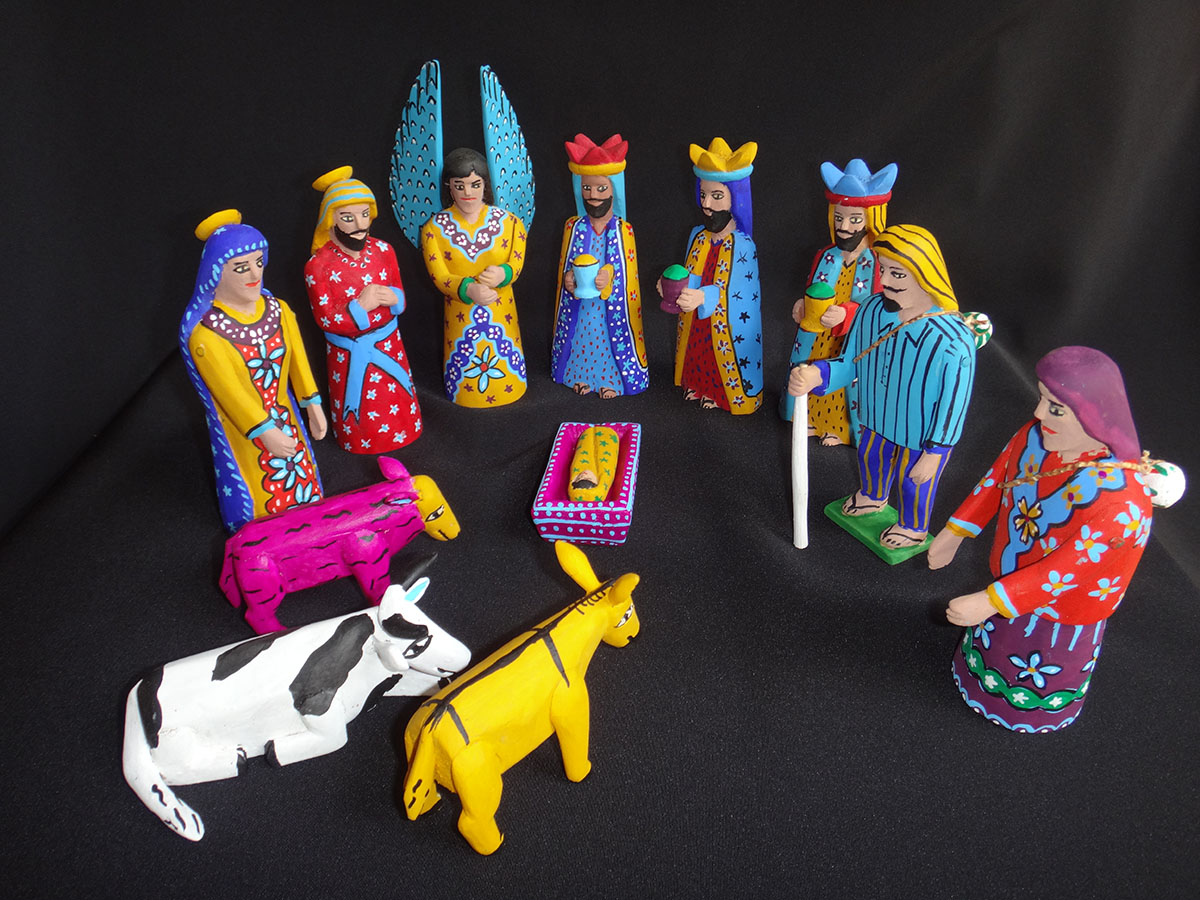 Friends of Oaxacan Folk Art — Woodcarving #22.JPG