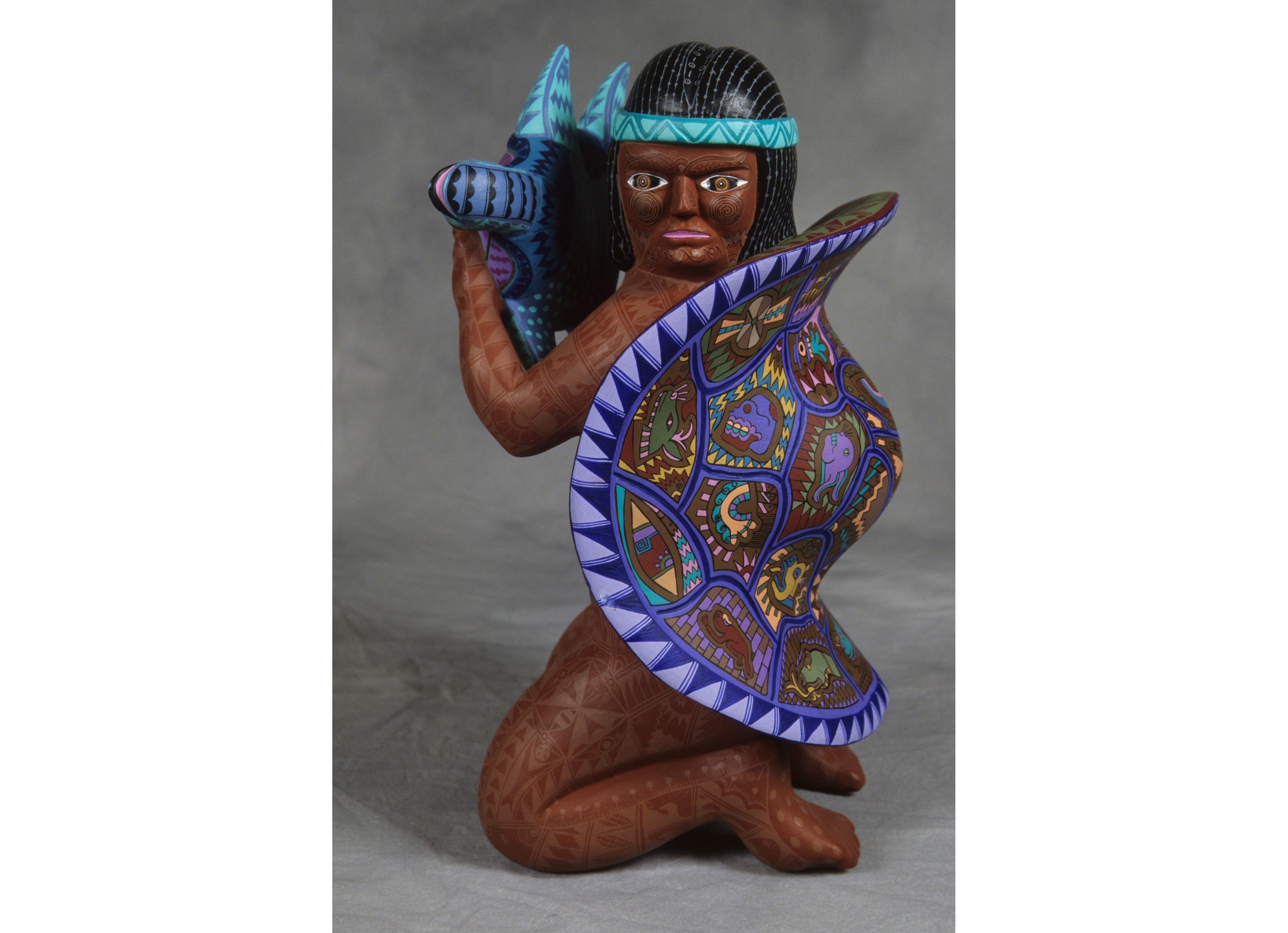 Friends of Oaxacan Folk Art — Woodcarving #58.jpg