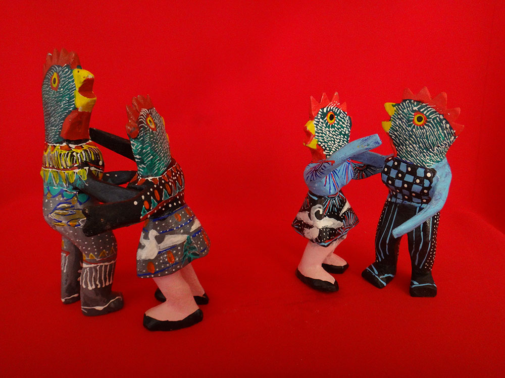 Friends of Oaxacan Folk Art — Woodcarving #66.JPG