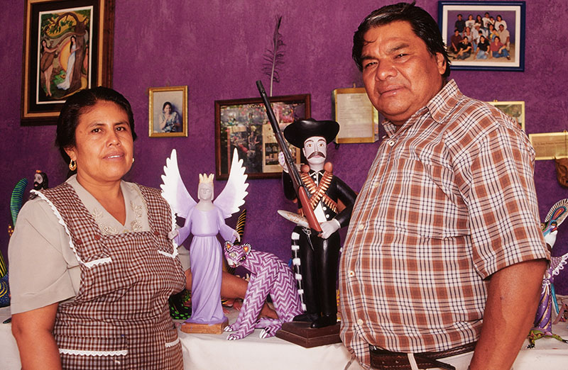 Friends of Oaxacan Folk Art — Woodcarving #85.jpg