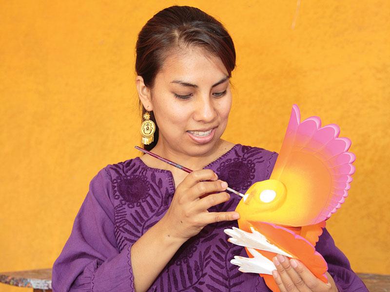 Friends of Oaxacan Folk Art — Woodcarving #88.jpg