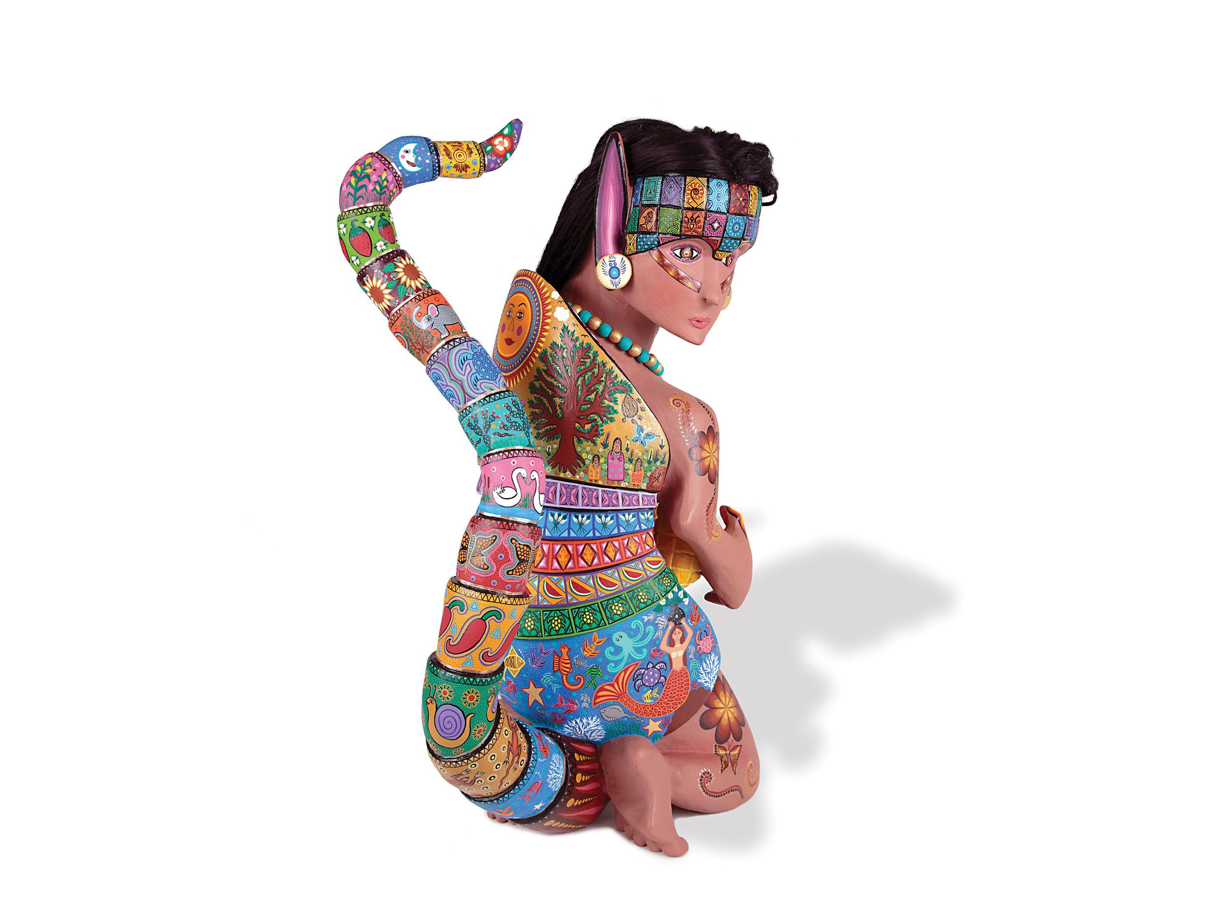 Friends of Oaxacan Folk Art — Woodcarving #89.jpg