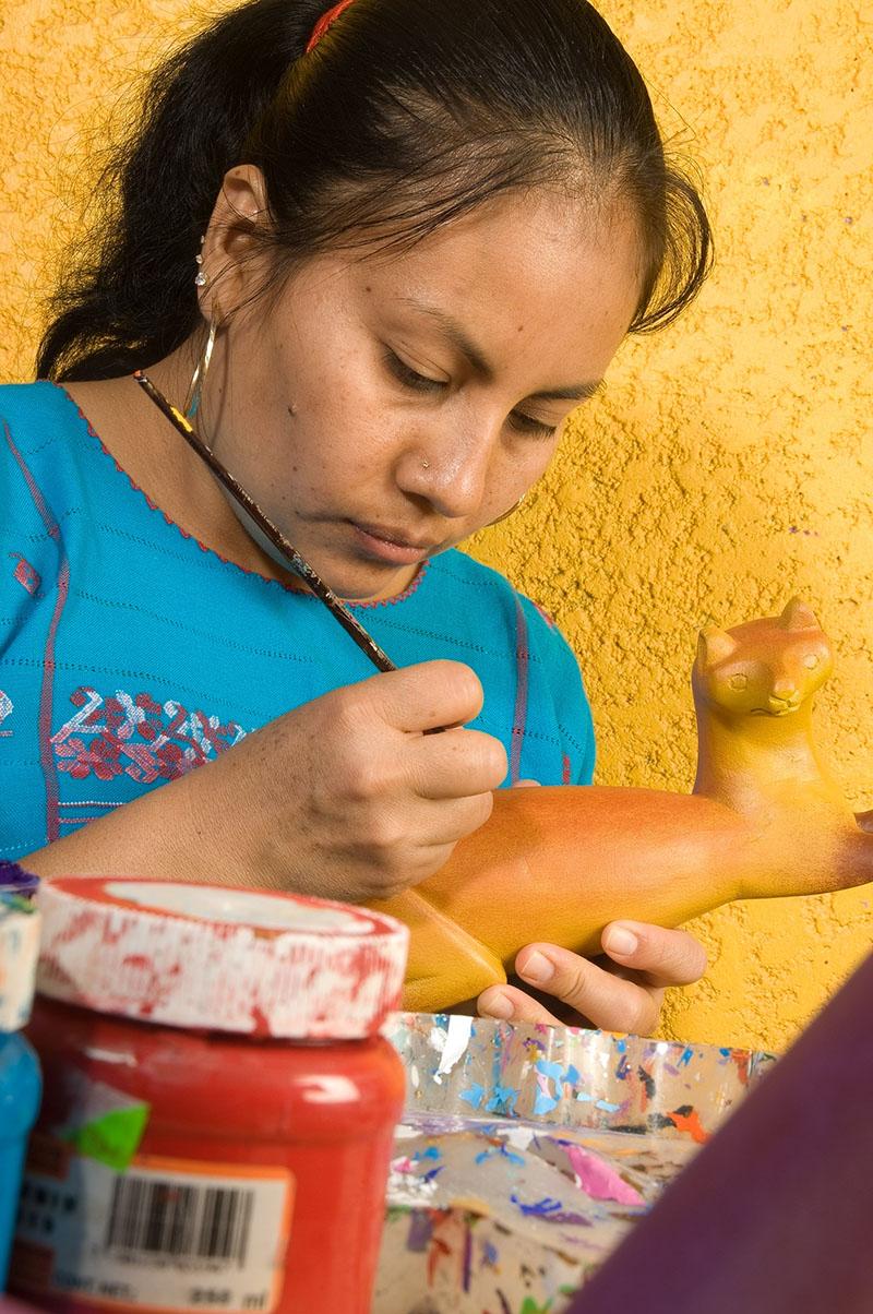 Friends of Oaxacan Folk Art — Woodcarving #90.jpg