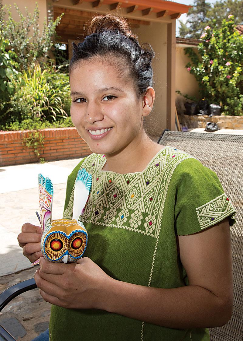 Friends of Oaxacan Folk Art — Woodcarving #92.jpg