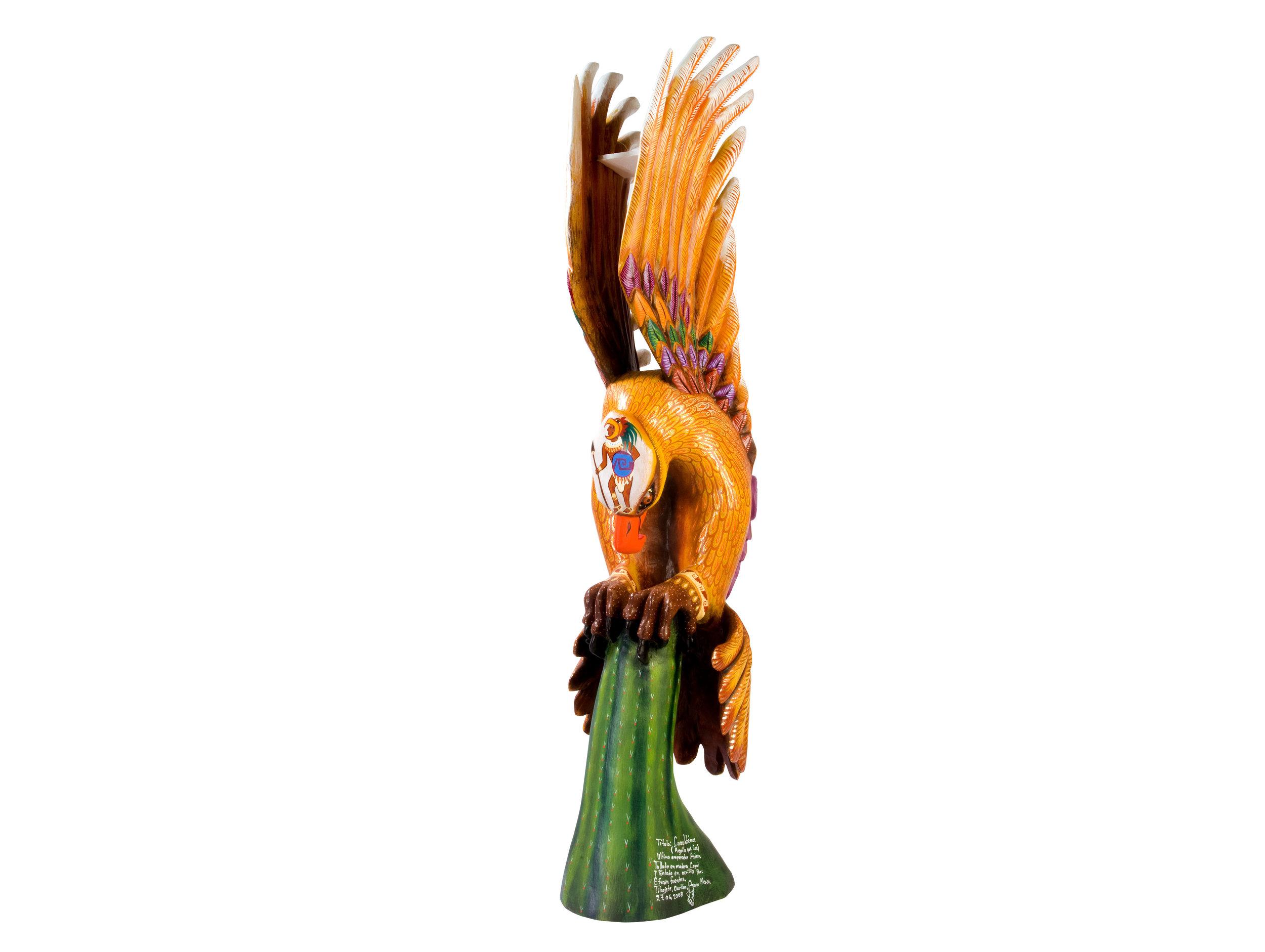 Friends of Oaxacan Folk Art — Woodcarving #95.jpg