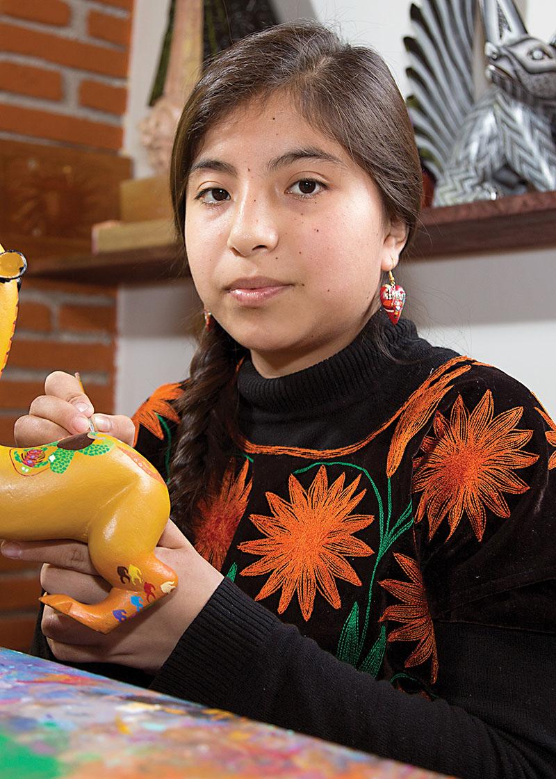 Friends of Oaxacan Folk Art — Woodcarving #96.jpg