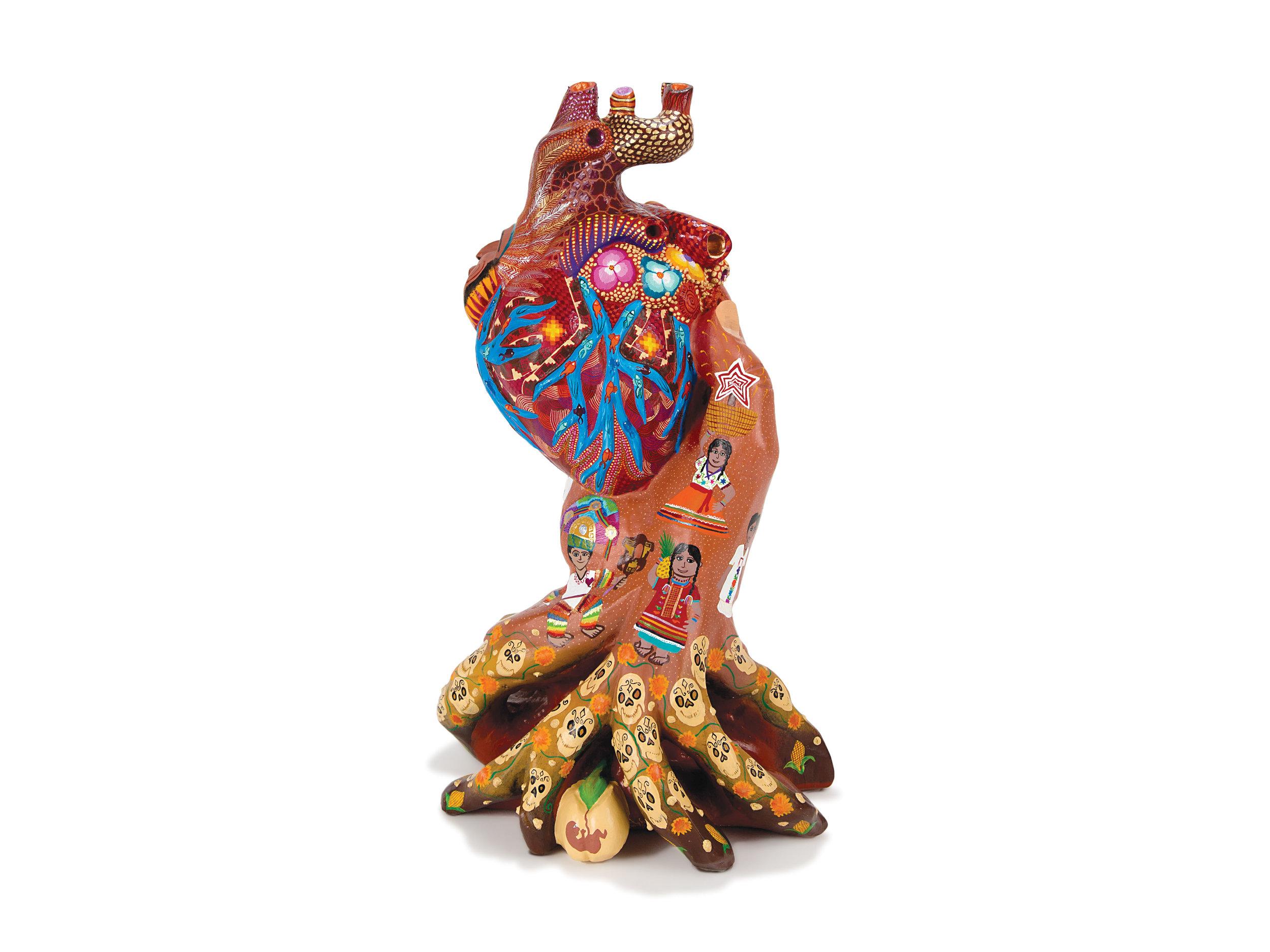 Friends of Oaxacan Folk Art — Woodcarving #97.jpg