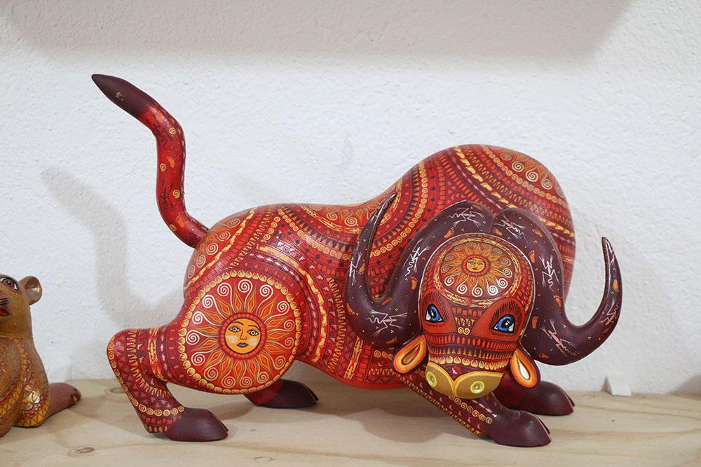 Friends of Oaxacan Folk Art — Woodcarving #101.jpg