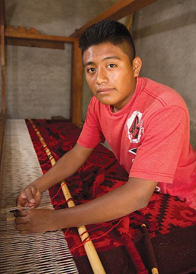 Friends of Oaxacan Folk Art — Textiles #17.jpg