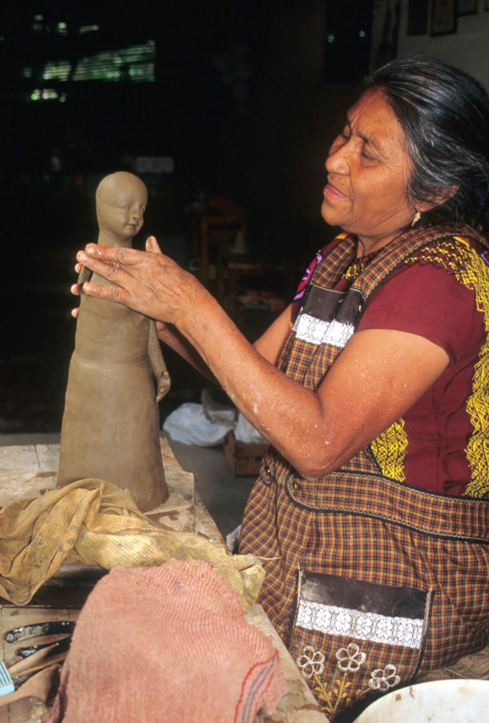 Friends of Oaxacan Folk Art — Painted red #4.jpeg