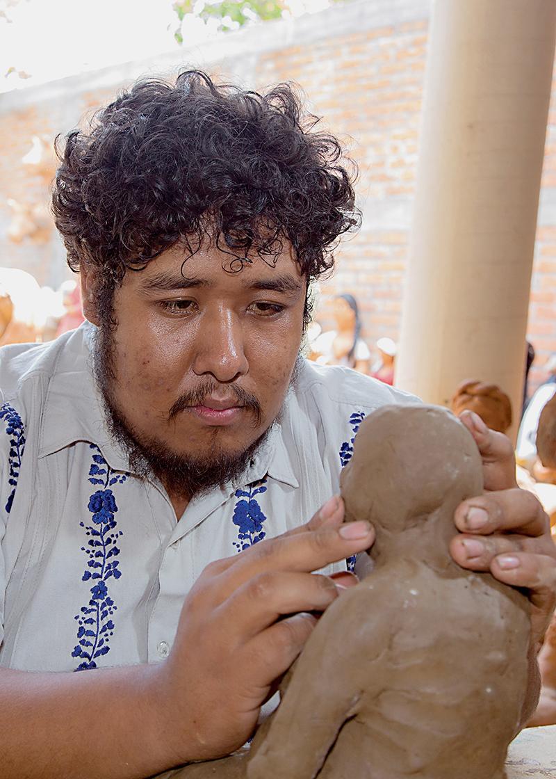 Friends of Oaxacan Folk Art — Terracotta #5.jpg