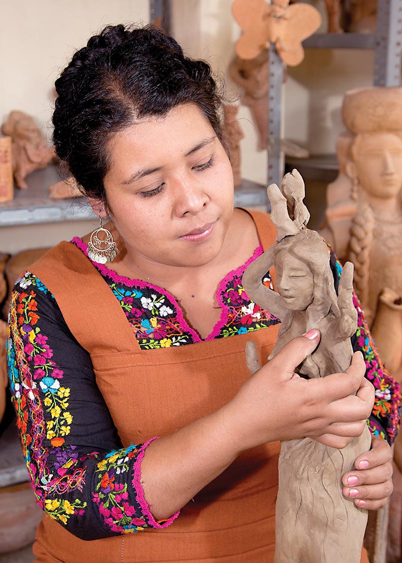Friends of Oaxacan Folk Art — Terracotta #7.jpg