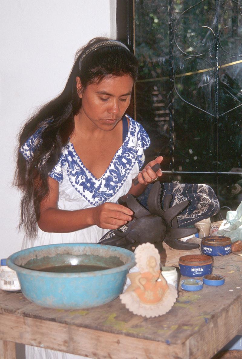 Friends of Oaxacan Folk Art — Terracotta #25.jpeg