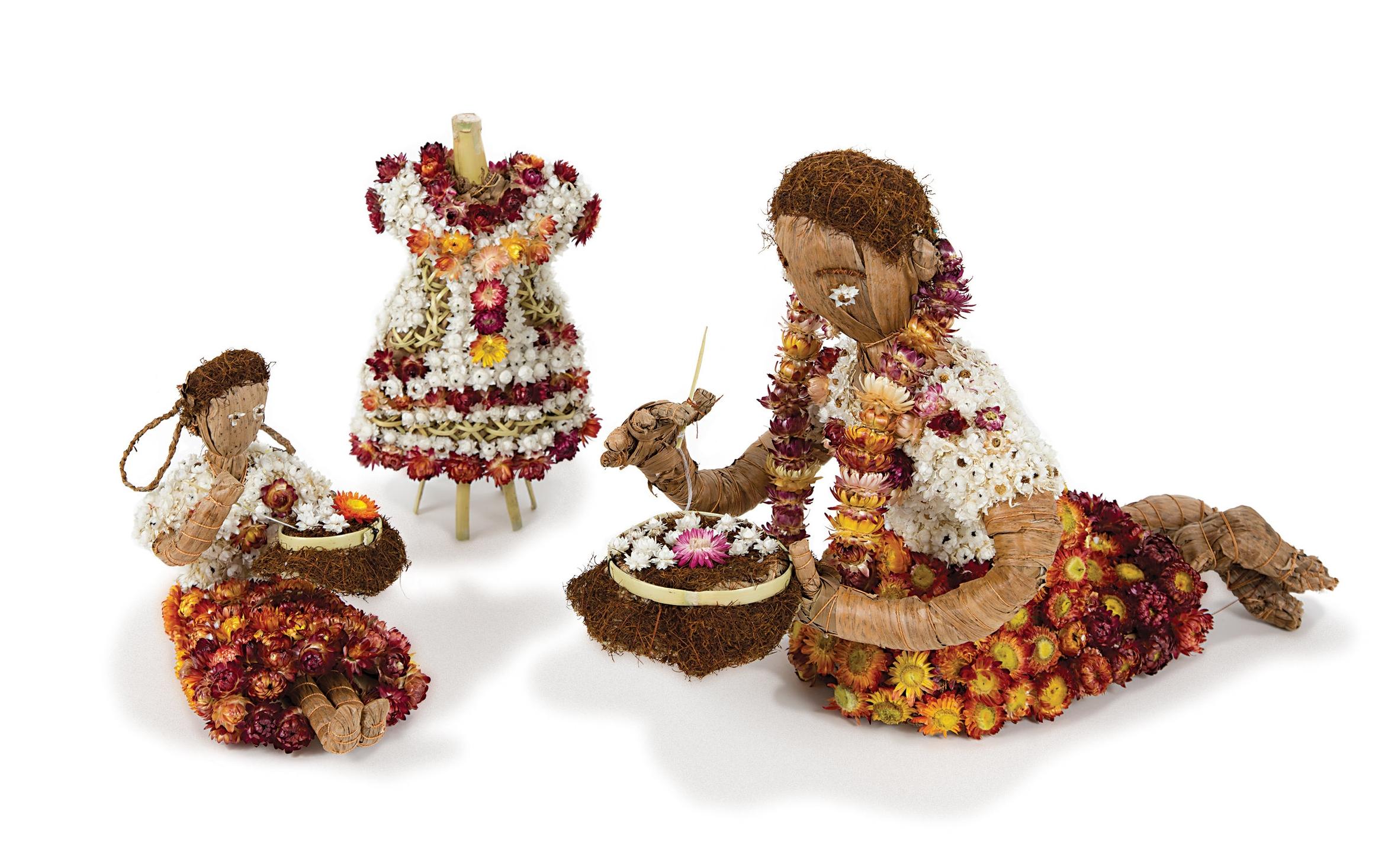 Friends of Oaxacan Folk Arts — Dried flower crafts #6.jpg