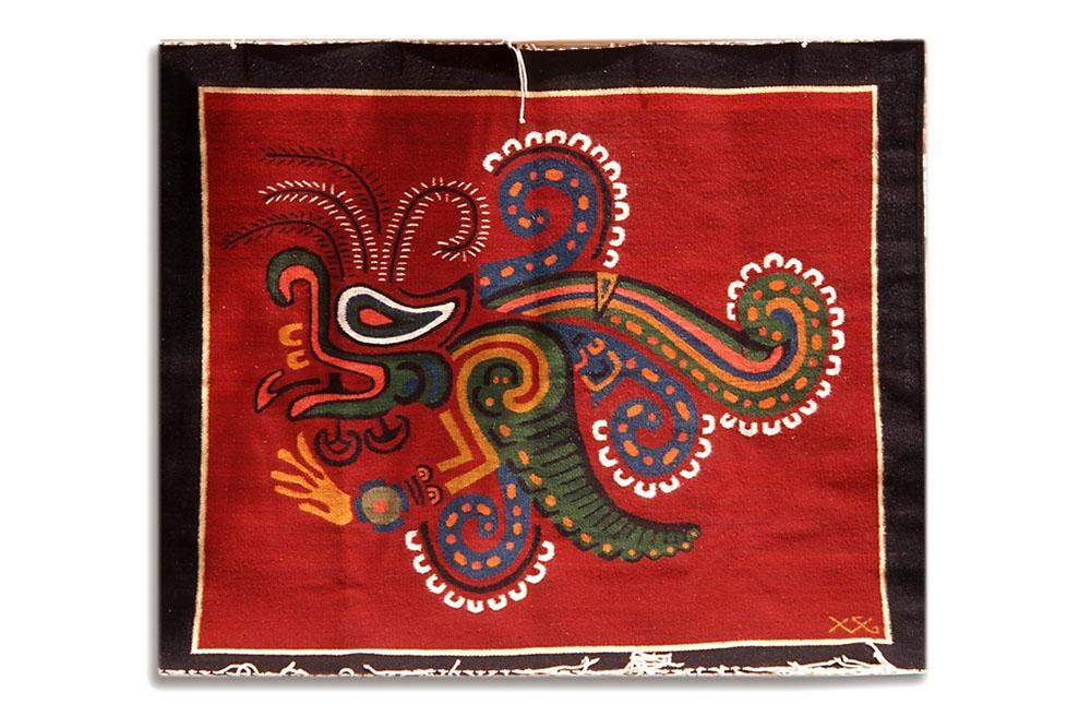 Friends of Oaxacan Folk Art — Textiles #45.jpg