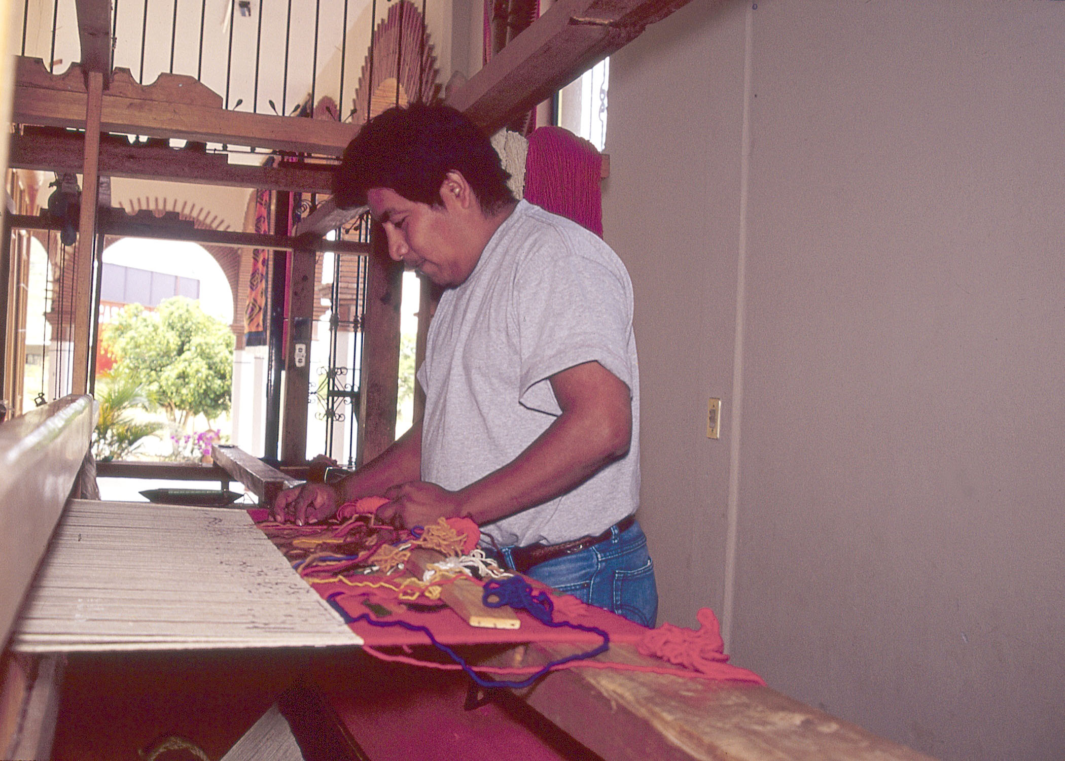 Friends of Oaxacan Folk Art — Textiles #46.jpg