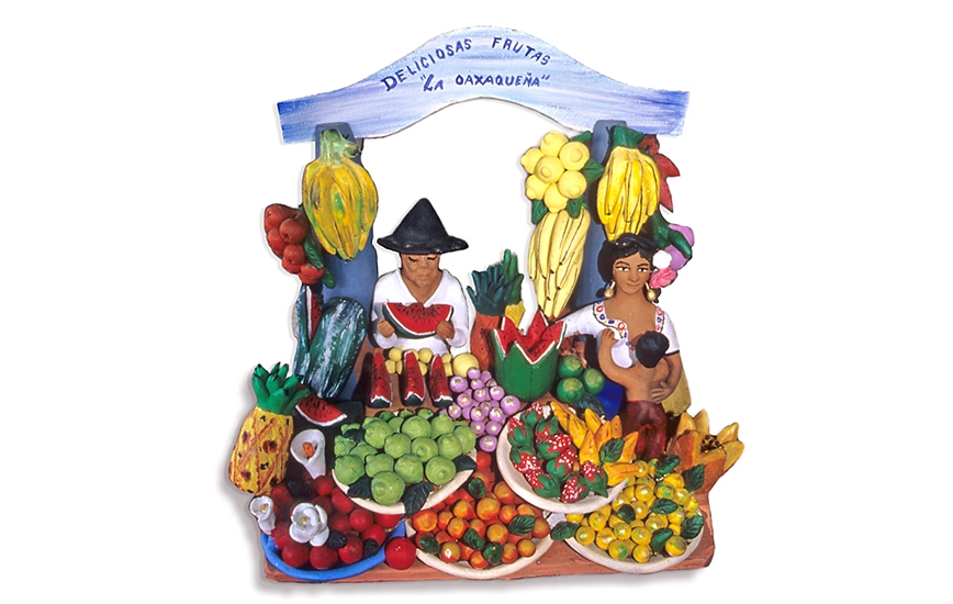 Friends of Oaxacan Folk Art — Painted red #7.jpg