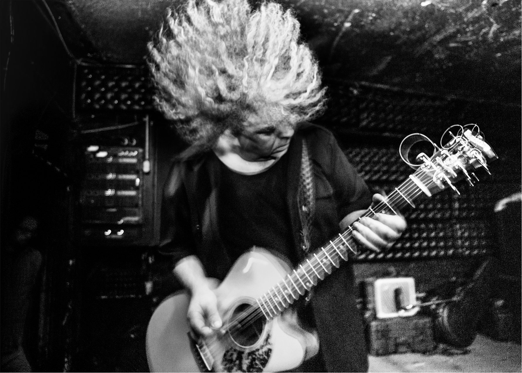 Buzzo, This Machine Kills Artists tour