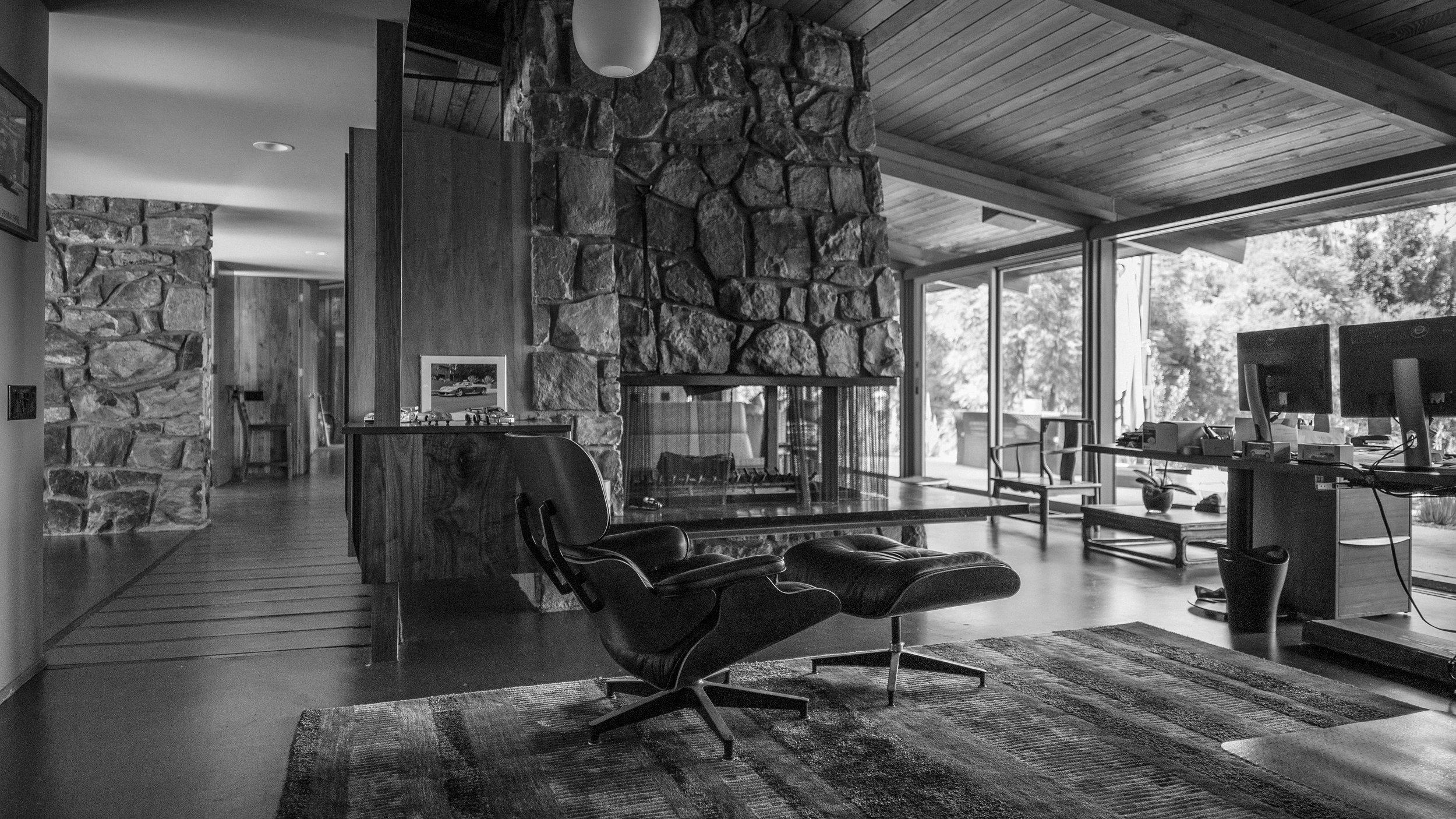 Cornelius Residence. Henry Hester, 1958