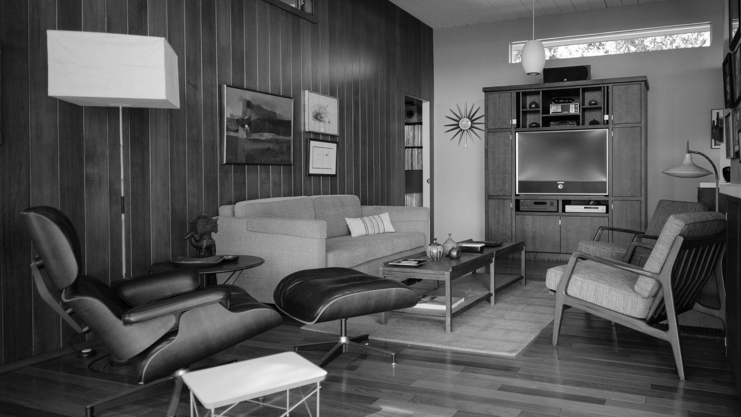 Ullman residence. John Mock, 1964