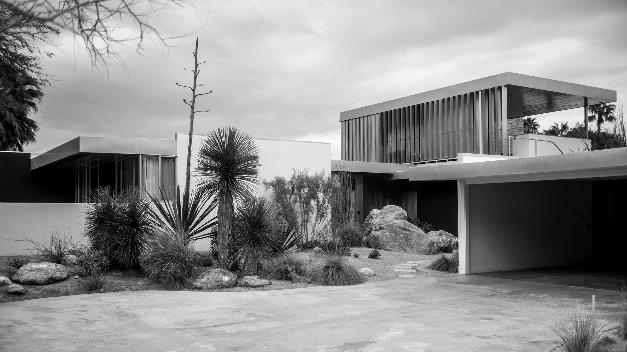 Kaufmann House, Palm Springs. Richard Neutra, 1947