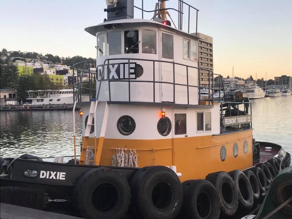 Dixie — Fremont Tugboat Company