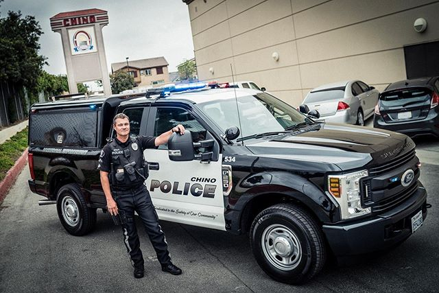 Check out our new Commercial Enforcement vehicle for our Traffic Unit. - The vehicle is equipped with scales and inspection tools to help make sure drivers are safely operating in the city. - #chinopd #cityofchino #joinchinopd #policeofficer