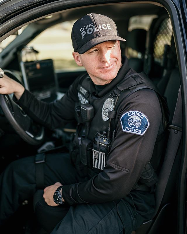Friday? Is that you? - #chinopd #policeofficer #joinchinopd #cityofchino