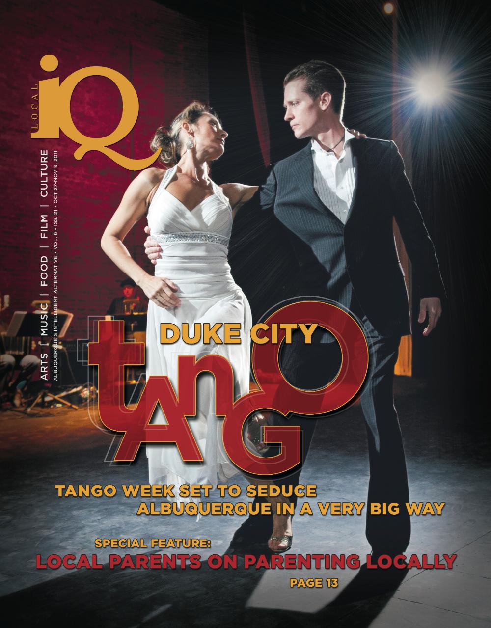 Por el amor al tango...