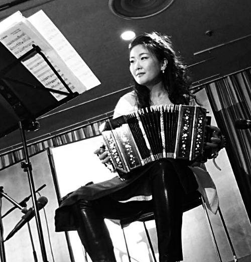 - Yukie Kawanami : Japan1st Prize Winner Che Bandoneon Competition 2015Stowe Tango Music Festival Orchestra 2015, 2016, 2017