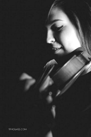 Catherine Olivier - First Violin Tango Llaneros