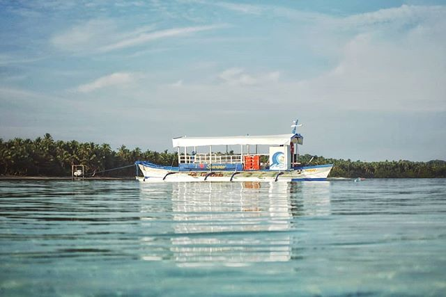 Boat. ⛵ #photooftheday #travel #beach #boat #philippines