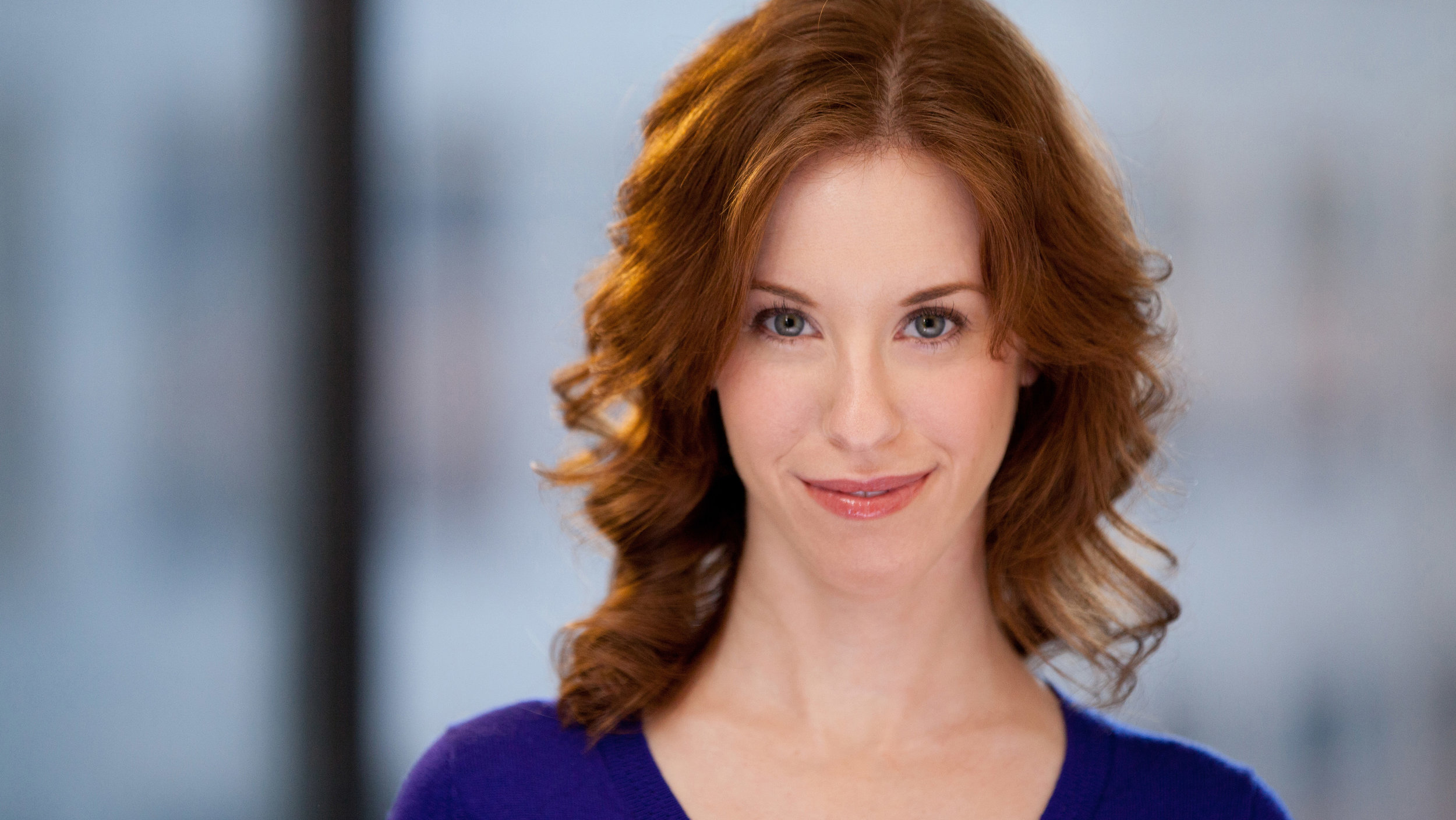 ELISABETH NESS  Performer/Producer/Creative Entrepreneur; Co-Founder, Good Porpoise Productions; Creator, Redheads Anonymous